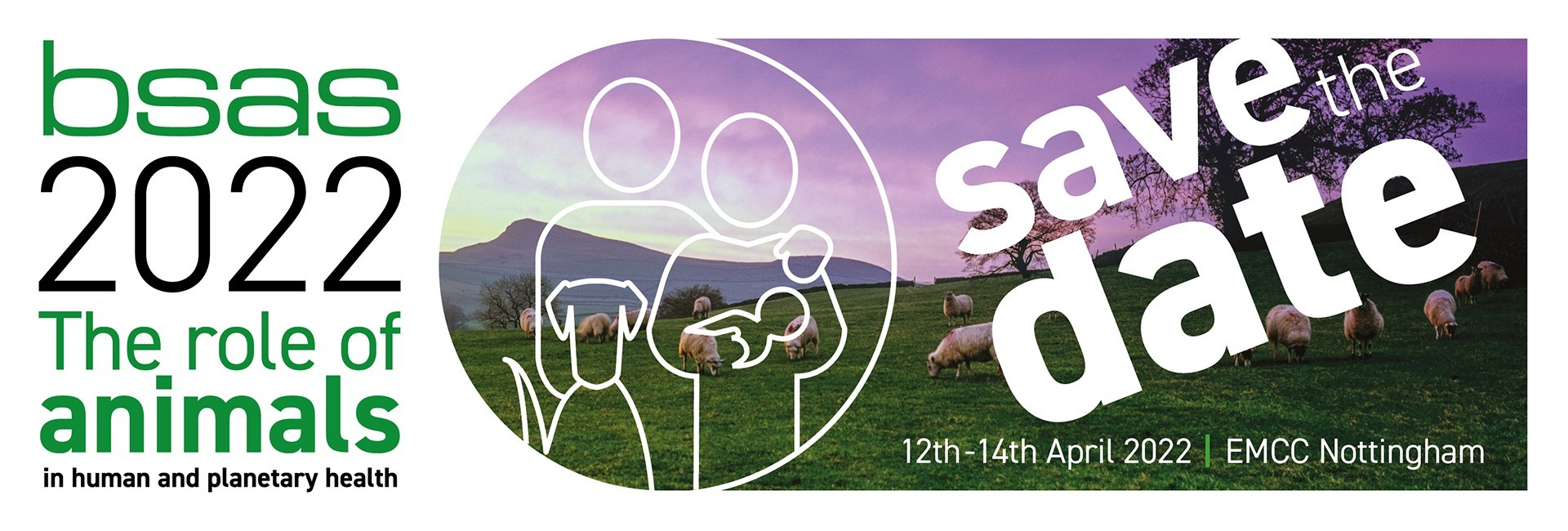 BSAS Annual Conference. Save the date: 12th - 14th April 2022